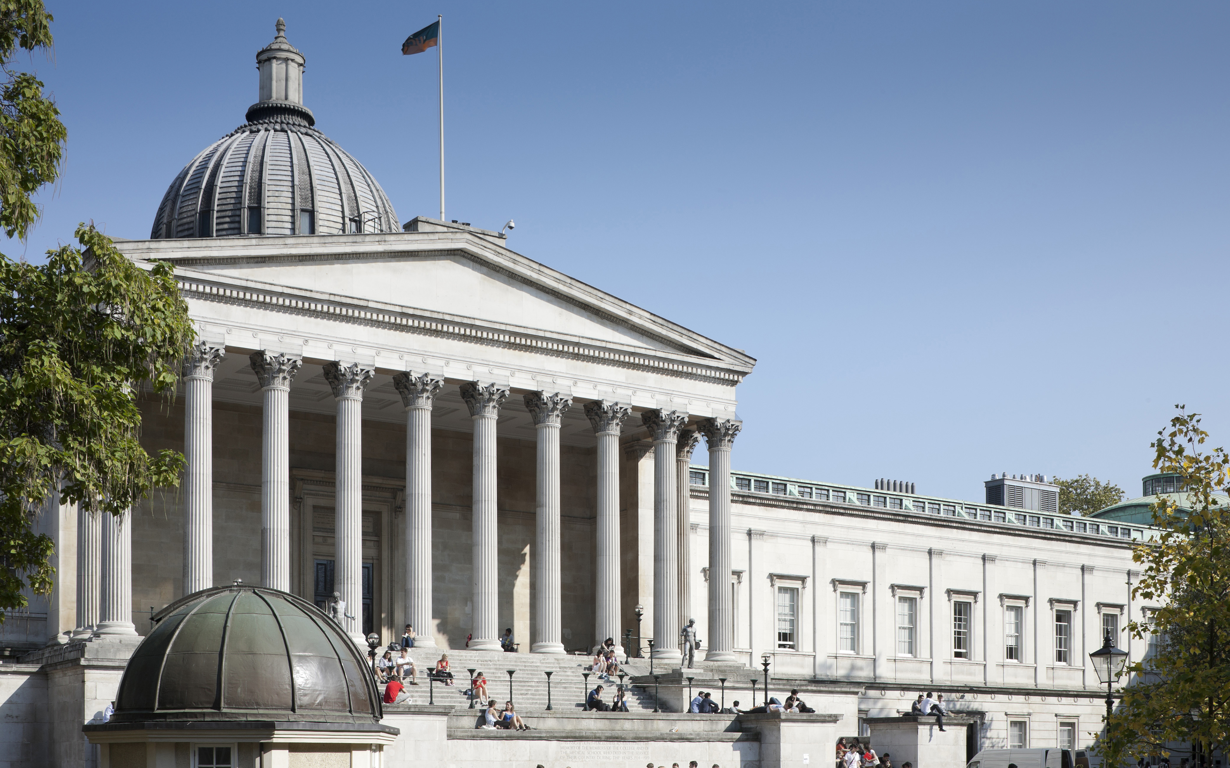 Ucl Rises To Eighth Place In Qs World University Rankings Ucl News Ucl University College London