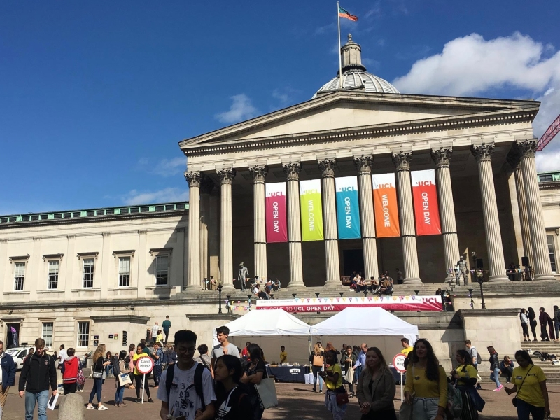 UCL Quad Open Day