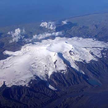 Eyjafjöll volcano
