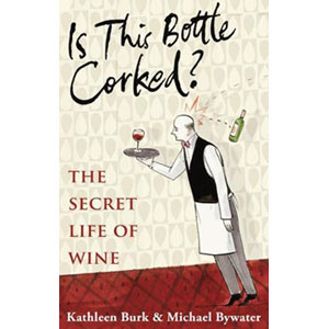 Dust jacket of Is This Bottle Corked?