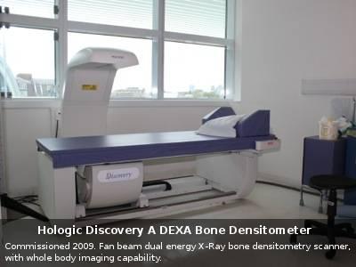 Hologic Discovery A DEXA Bone Densitometer