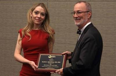 Prof. Rachel Batterham receives Lilly Award