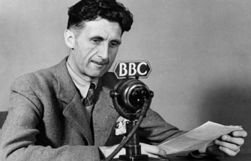 George Orwell and London