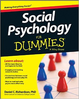 DUMMIES PSYCHOLOGY FOR