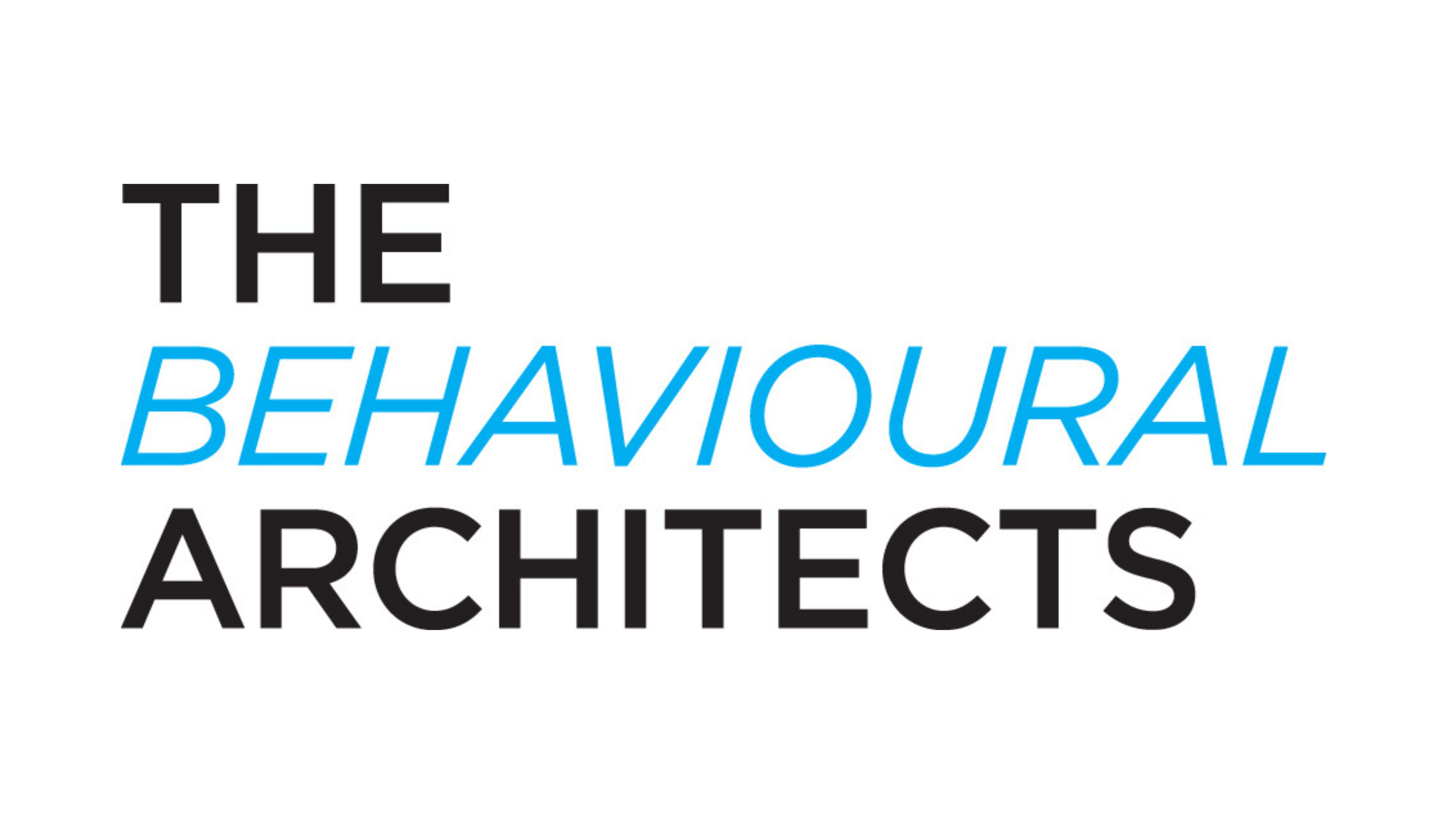 The Behavioural Architects