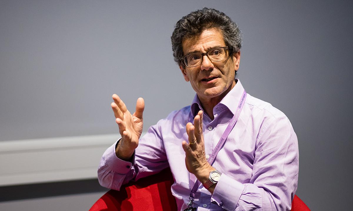 Prof Anthony David