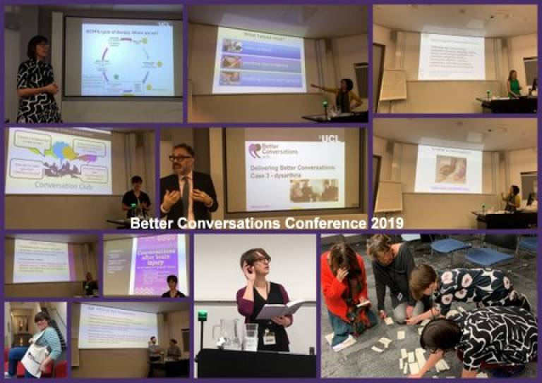 collage of images from 2019 better conversations conference