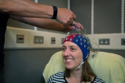 EEG Experiment demonstration