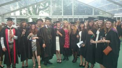 Graduation photo 10