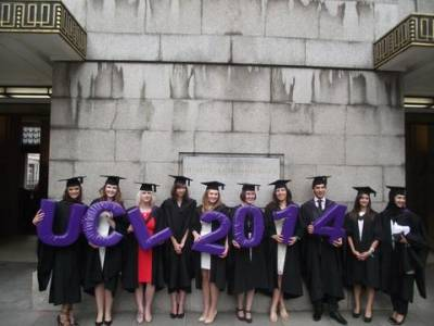 Graduation Photo 11
