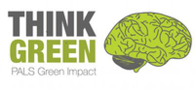 PALS Green Impact logo