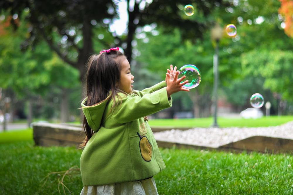 Child Bubble - VPP Foster Home