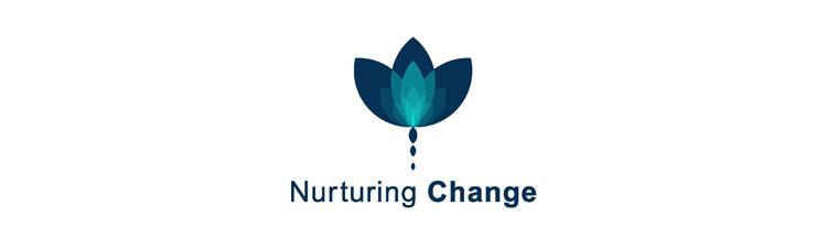 nurturing change logo
