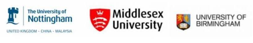 Collaborating universities on ODDESSI