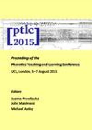 Proceedings 2015 cover