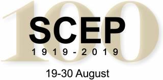 SCEP centenary logo