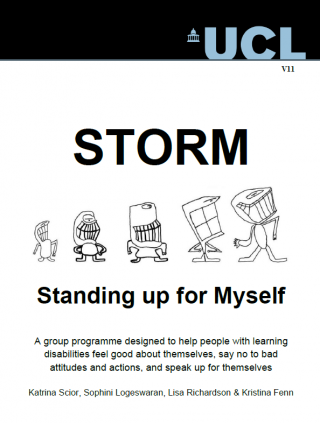 STORM Manual Cover