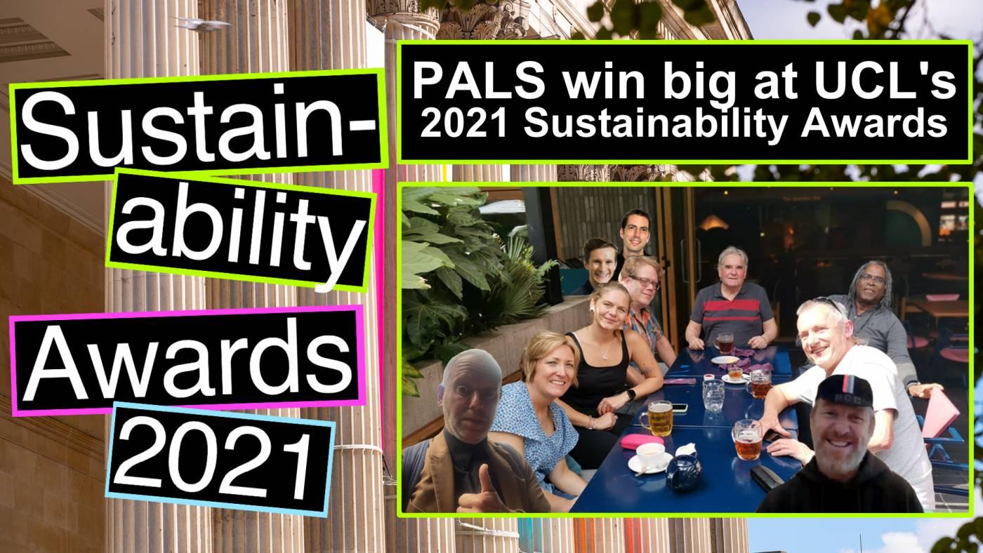 PALS Green Awards 2021