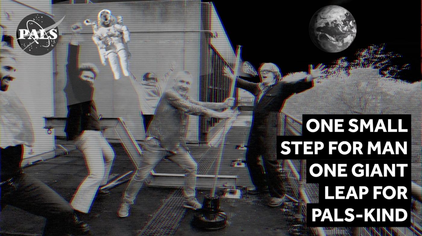 PALS MoonWalk