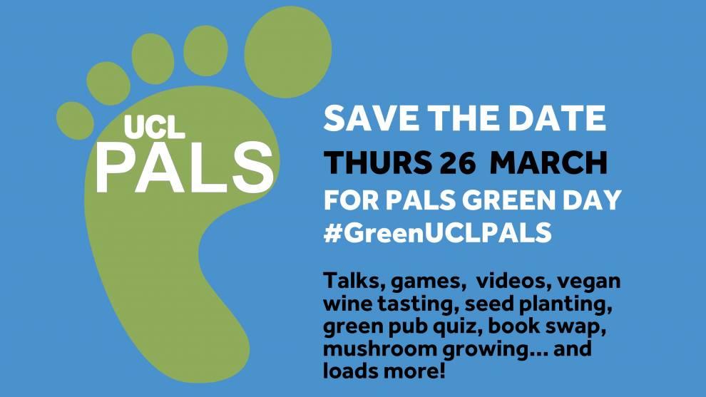 PALS Green Day Advert 2020