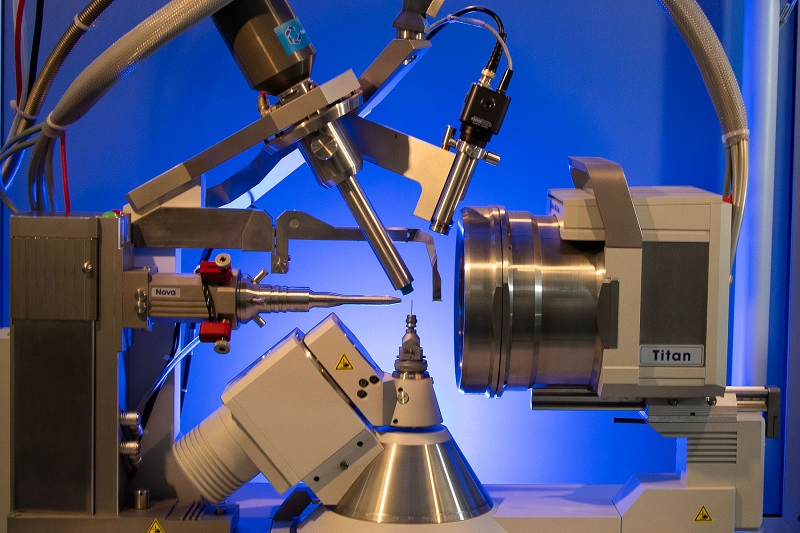 X-Ray Diffraction Crystallography machine