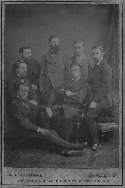 Pharmaceutical Society Students' Association 1875