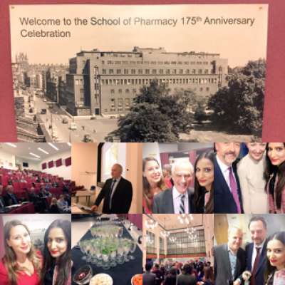 Photo montage - 175 anniversary event