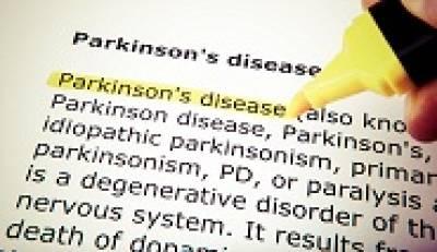 Parkinson's description