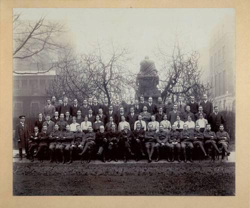 1914-15 School of Pharmacy