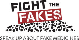 Fight the Fakes small logo