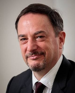 Professor Duncan Craig, Head of the UCL School of Pharmacy