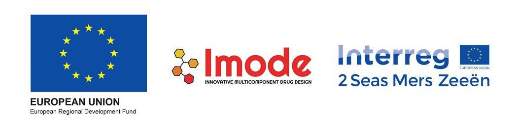 Interreg project logos