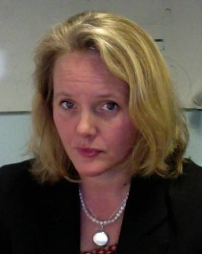 Professor Lucy O'Brien