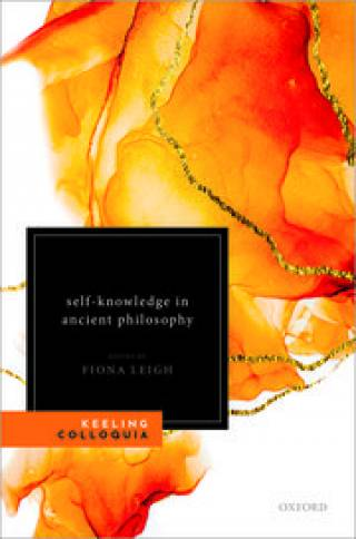 Self-knowledge in Ancient Philosophy