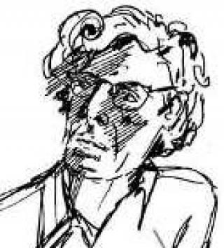 Sketch of John Watling