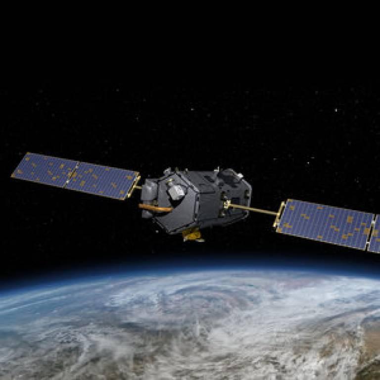 CO2 Satellite