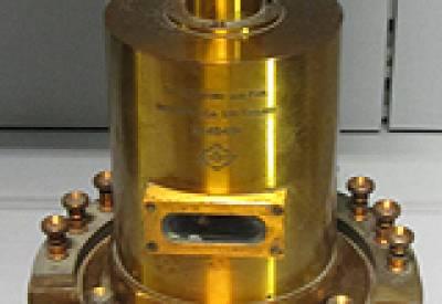 Paschen type galvanometer (1919 – 1924)
