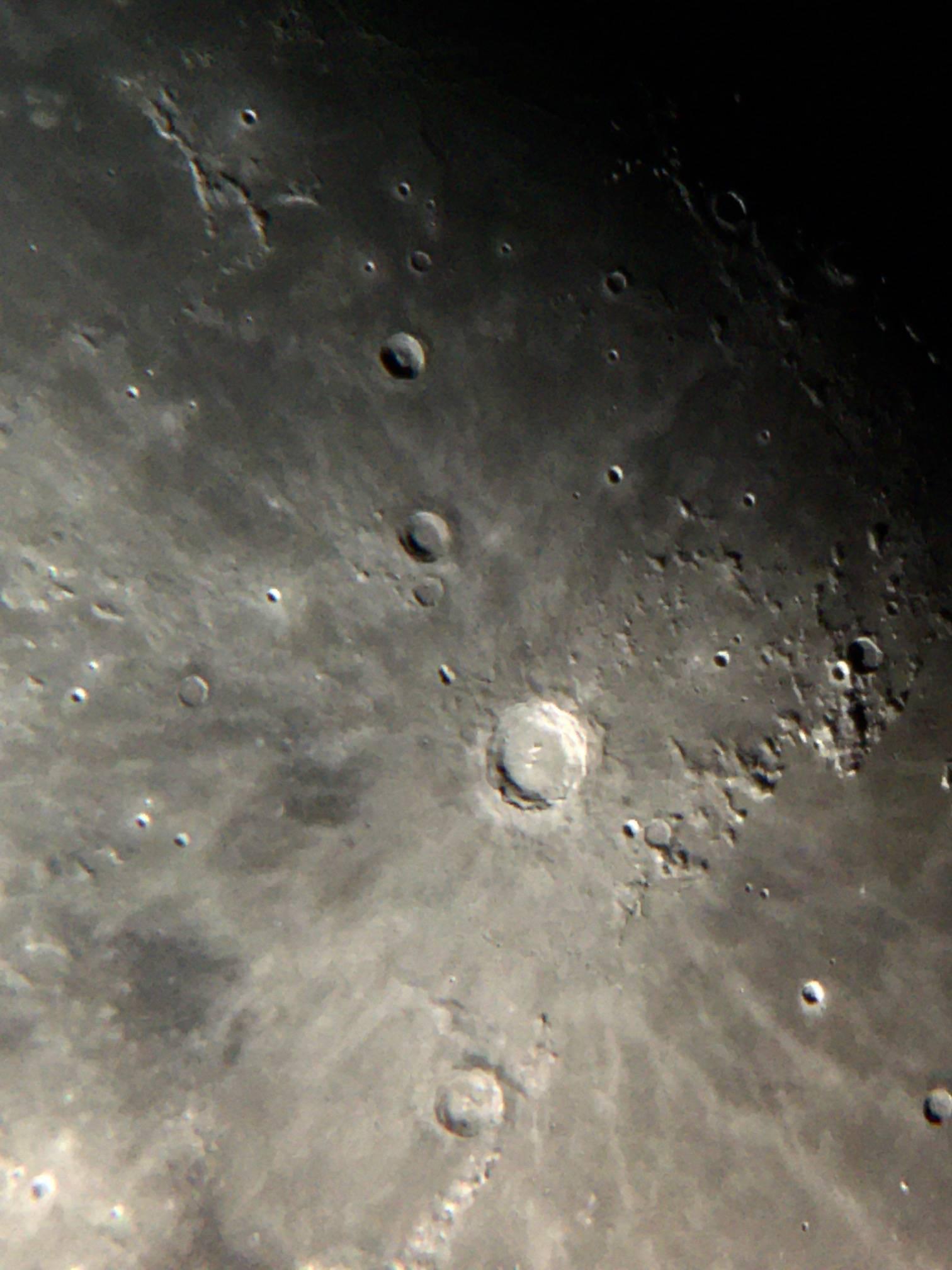 Coopernicus crater