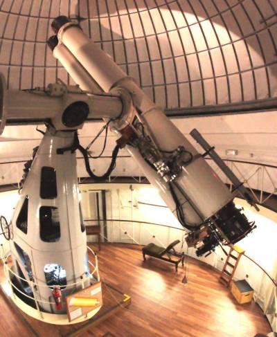 Radcliffe telescope