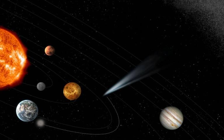 Comet Interceptor concept. Credit: ESA