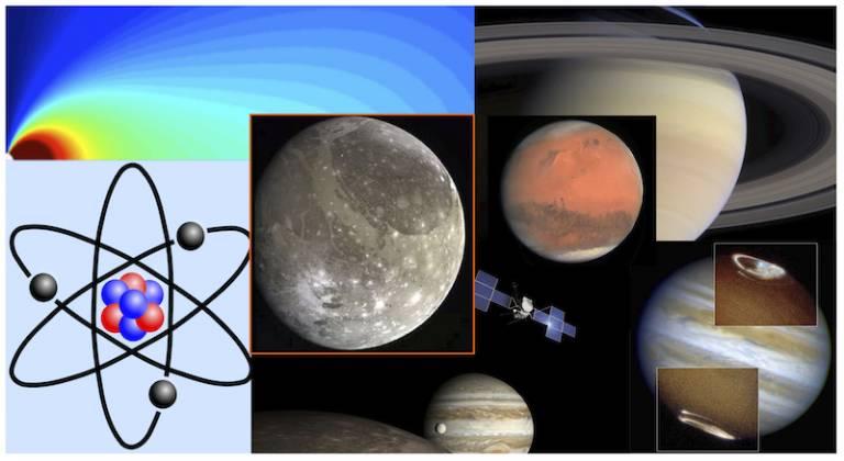 Europlanet UK-Ireland Hub. Credit: ESA / NASA / U. Mich. / JPL / HST