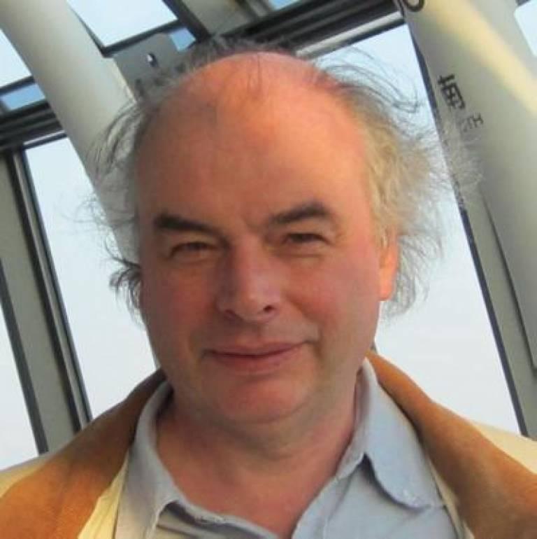 Head shot of Professor Ian Crawford