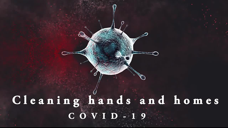 Covid-19 Part 1 - Cleaning Hands
