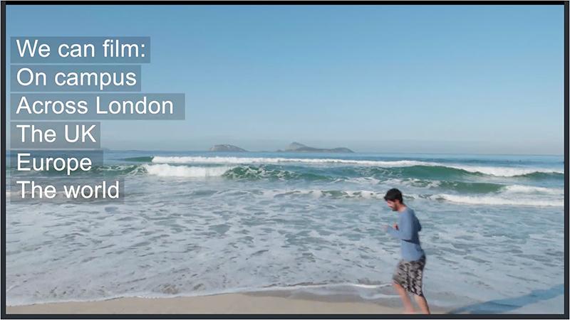 Digital Media TV - Beach Ocean Waves Teaser