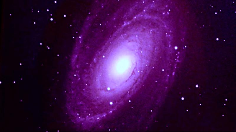Galaxy of Stars in Purple Teaser