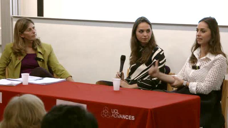 Joyce and Raissa of Double Dutch - Entrepreneurship Guest Lecture