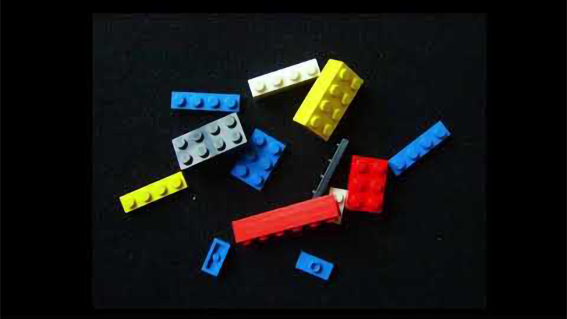 Lunch Hour Lecture: Think Universe - Lego bricks