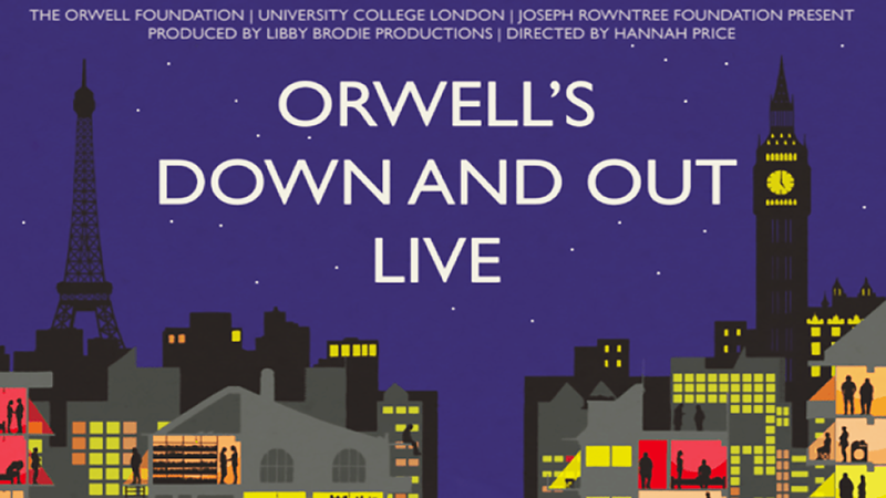 Orwell - Live in London