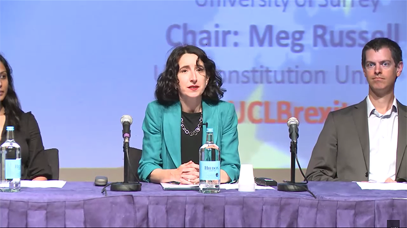 The UCL EU Referendum Debate: To Remain or To Leave?