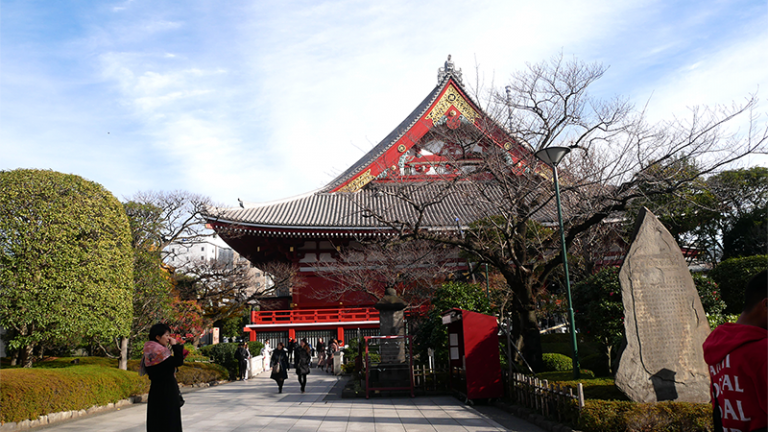 Health and Wellbeing Teaser - Japan Temple